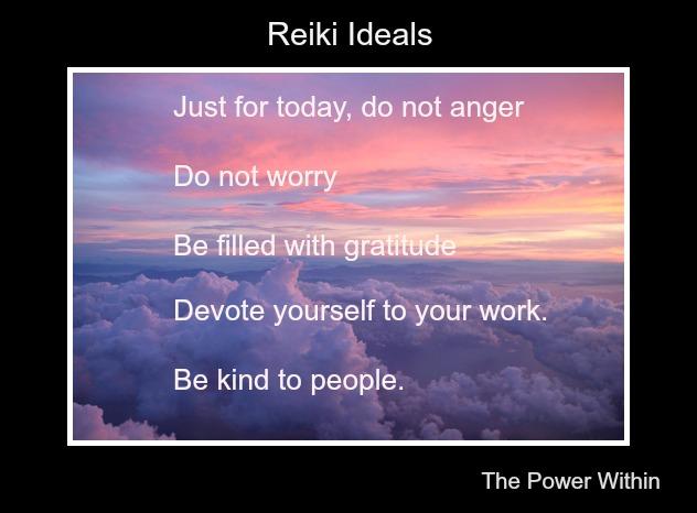 reiki-ideals