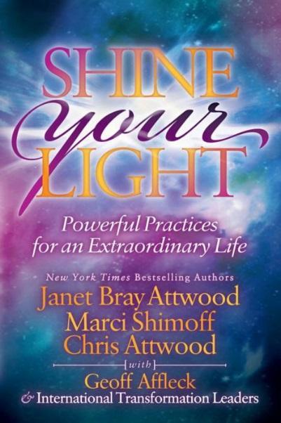 Shine Your Light Book - Cindy Mazzaferro